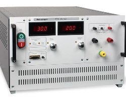 Low Voltage Precision DC Power Supplies