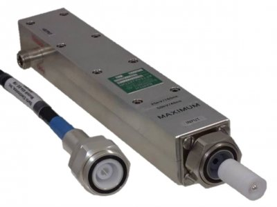 Barth release 50kV attenuator with <100ps rise time
