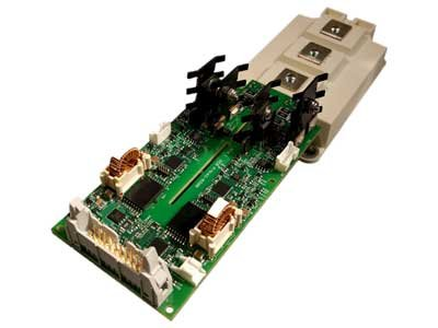 New AgileSwitch SiC gate driver optimised for 62mm modules