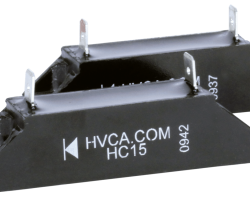 Rectifier blocks with mounting slots