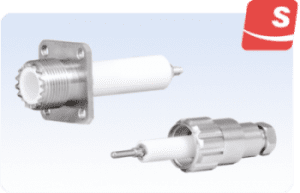 GES series hv connectors