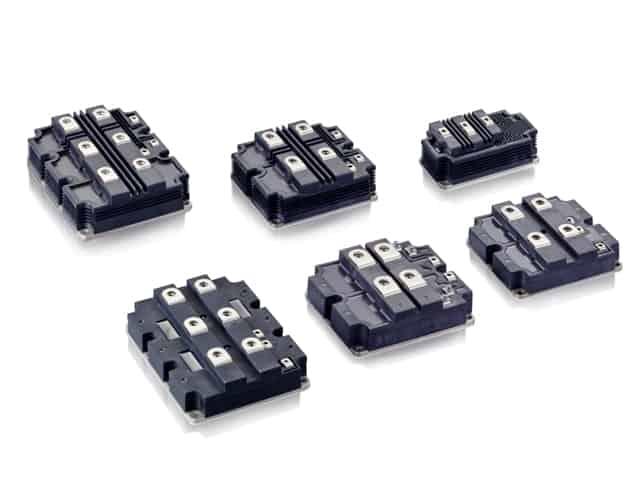 High Power Semiconductor Modules