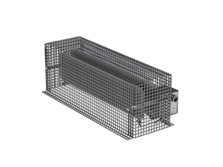 heine wire wound and steel grid resistors