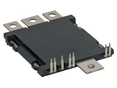 RoadPak SiC Module Offers Advantages in Vehicle Operation