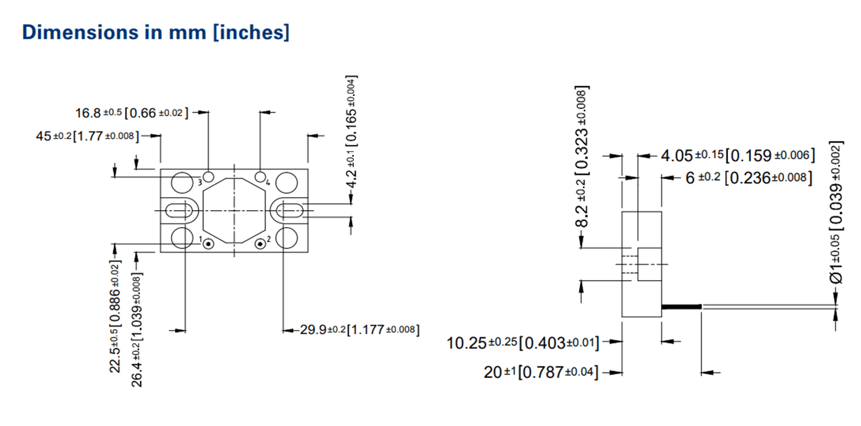 Power Thick Film Resistors Pulse Measurement Ltd Gate Turn Off Switch High