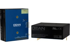 Dean Technology launches the world's first digital high voltage power supply