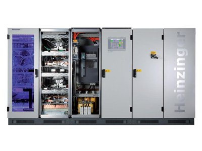 Heinzinger launches 750kW battery simulation and test system: ERS-BIC