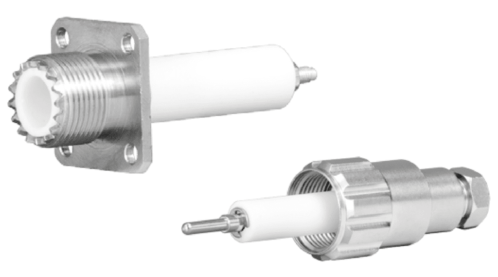 GES 10kV high voltage connector HSB10