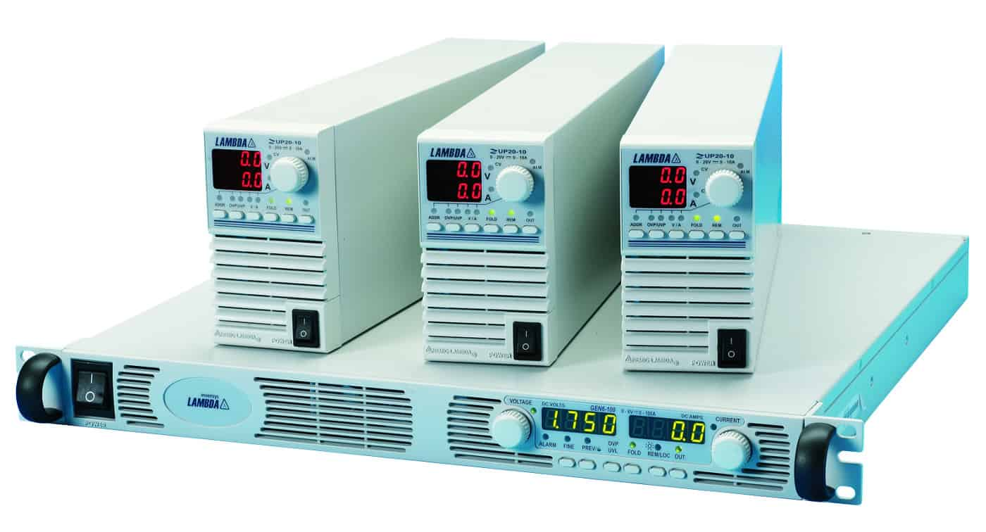Genesys power supplies