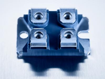 New 600W aluminium nitride resistor from EBG
