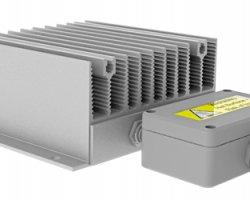 Heine aluminium resistors