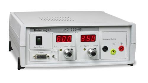 Heinzinger LNG PPS