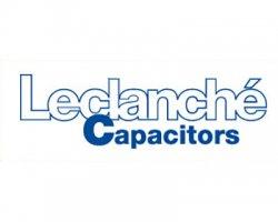 LeClanche Capacitors logo