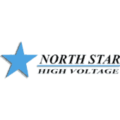 North star logo square