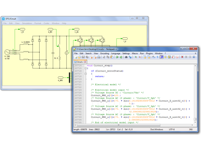PLECS power simulation platform now generates C code