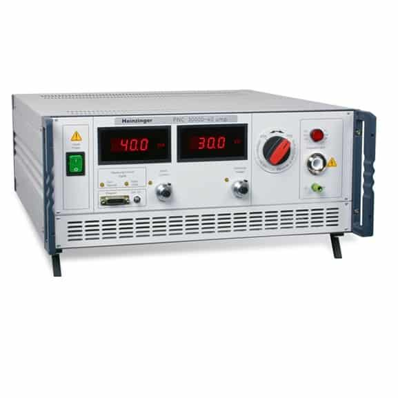 High Voltage Precision DC Power Supplies