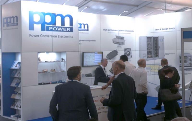 PPM Power LCV Exhibition