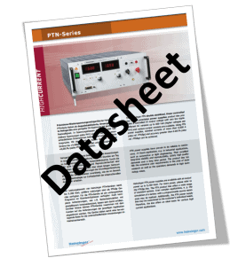 PTN series datasheet icon