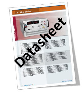 PTNhp series datasheet icon