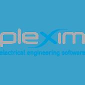 Plexim logo square