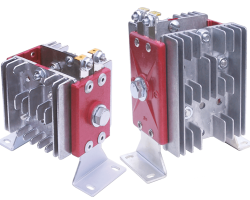 Rectipoint silicon power rectifiers