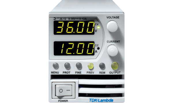TDK-Lambda Z+ series benchtop programmable power supply