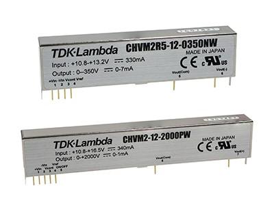 TDK CHVM series dc-dc converters