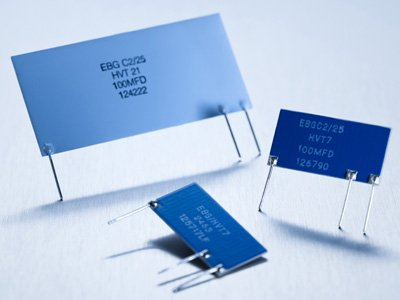 EBG replacements for obsolete TT Electronics HV resistors