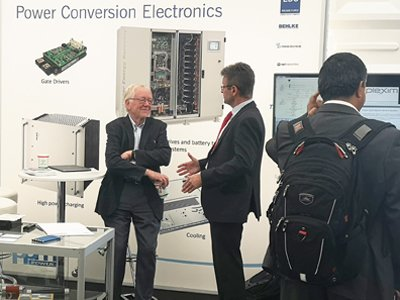 PPM Power at the Low Carbon Vehicle Show: Sept 12-13