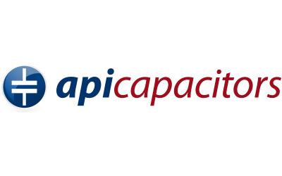 API Capacitors logo