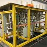 custom systems oil tank HV assembly