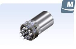 GES series m hv connectors