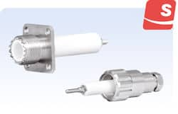 GES series s hv connectors